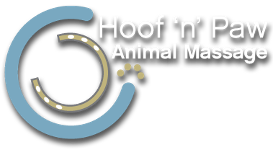 Hoof 'n' Paw Animal Massage, Logo